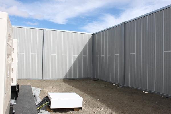 Industrial Noise Walls | Acoustic Walls | AcousTech Noise